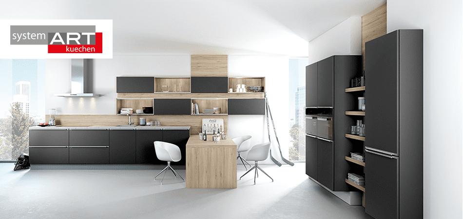 SystemArtKüchen – Küchenideen mit System