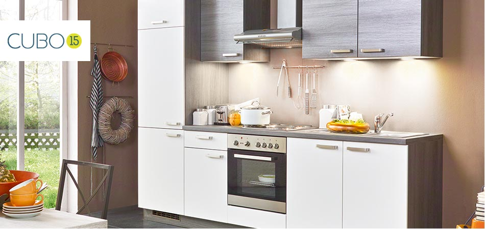 CUBO15 Küchen