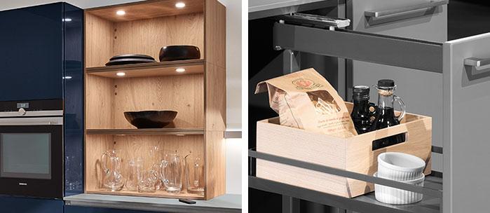 Highlights Systemart Küchen