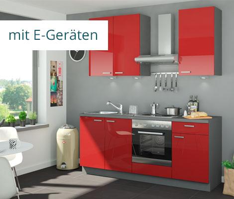 Küchen ohne Elektrogeräte
