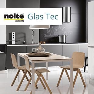 Nolte Glas Tec arbeitsplatten aus glas möbel höffner