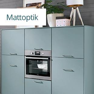 Mattoptik-Fronten