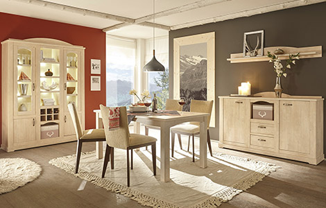 Esszimmermöbel eiche modern  Alle Speisezimmer-Serien bei Möbel Höffner im Überblick