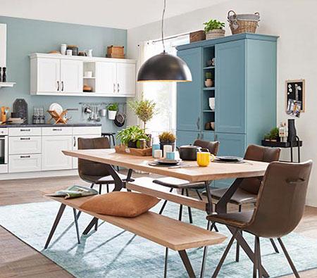 g nstige k chenm bel in riesiger auswahl f r ihre k che. Black Bedroom Furniture Sets. Home Design Ideas