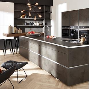 Moderne / Design-Küche