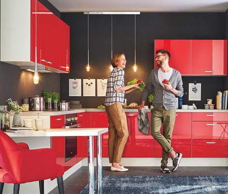 Eine Küche zu Ihrer Zufriedenheit