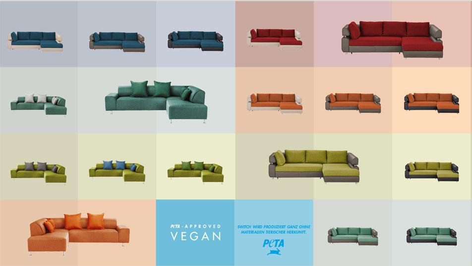 Switch Vegan Peta Top Auswahl