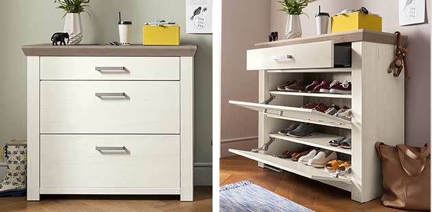 set one eingangsbereich m bel h ffner. Black Bedroom Furniture Sets. Home Design Ideas