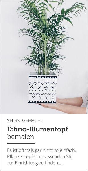 Ethno-Blumentopf