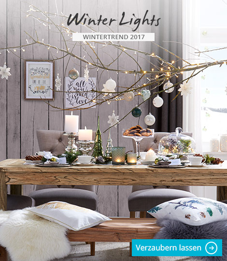 Wintertrend 2017 Winter Lights