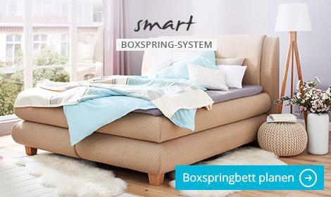 smart Boxspring-System