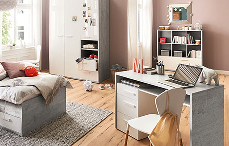 alle kinderzimmer serien bei m bel h ffner im berblick. Black Bedroom Furniture Sets. Home Design Ideas