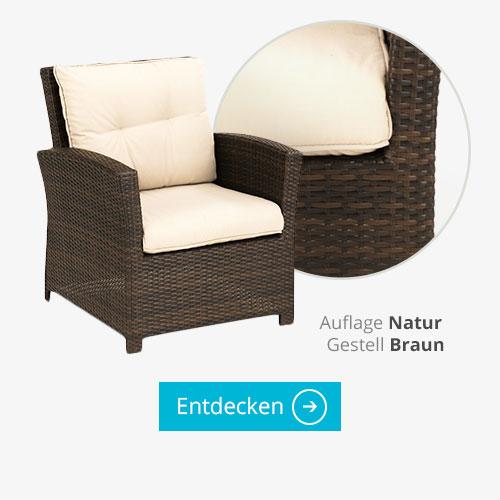 Bregenz – Polyrattan-Sitzecke | Möbel Höffner