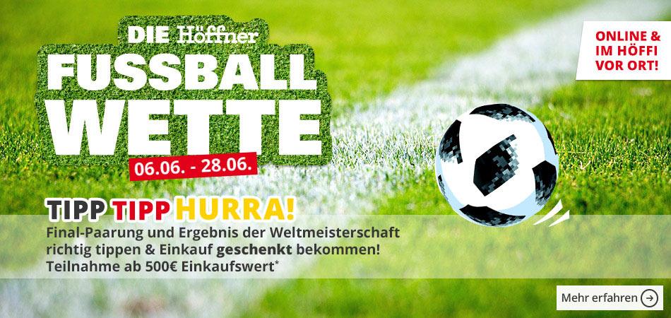 Höffner Fussball-Wette Tippspiel