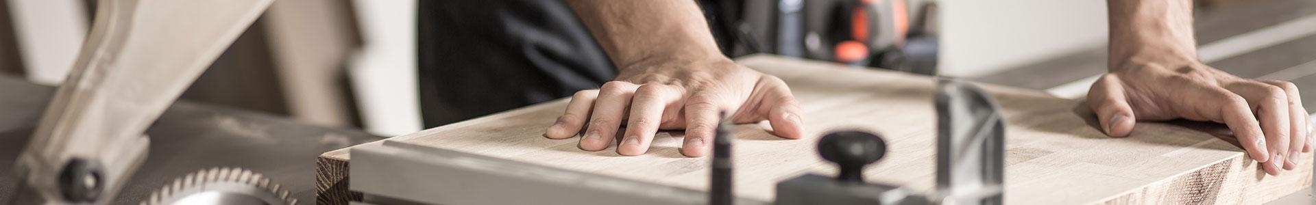 Möbelwerke Header Schreinerqualität