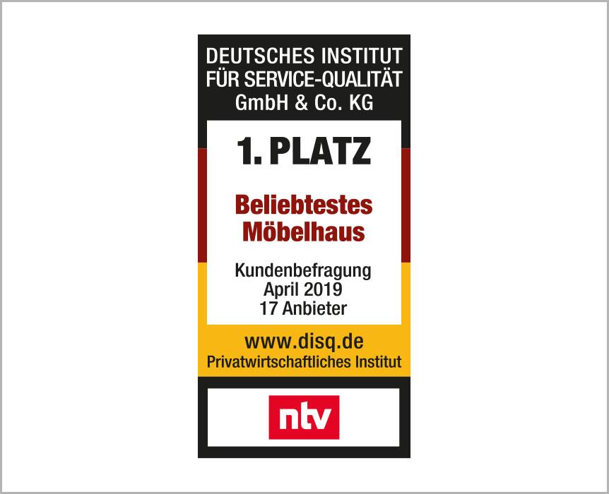disq - Beliebtestes Möbelhaus