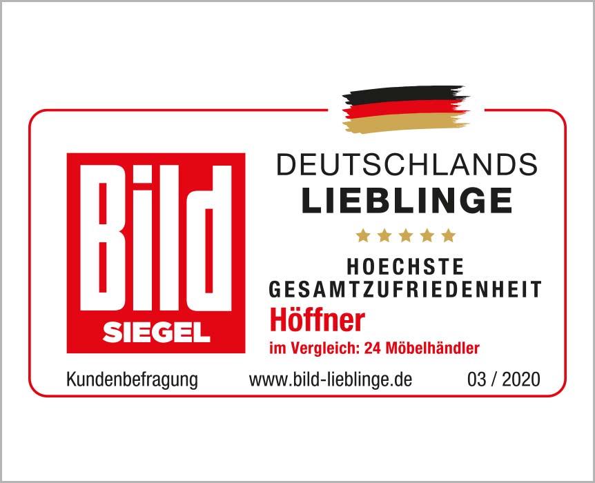 Bild Siegel - Deutschlands Lieblinge