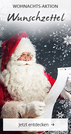 Wohnachts-Wunschzettel
