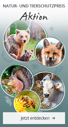 Natur- und Tierschutzpreis