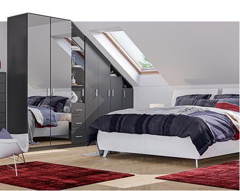 Ideen Furs Schlafzimmer Massgefertigt Individuell Hoffner