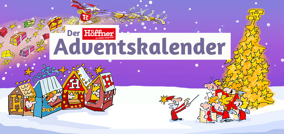 Höffi's Adventskalender