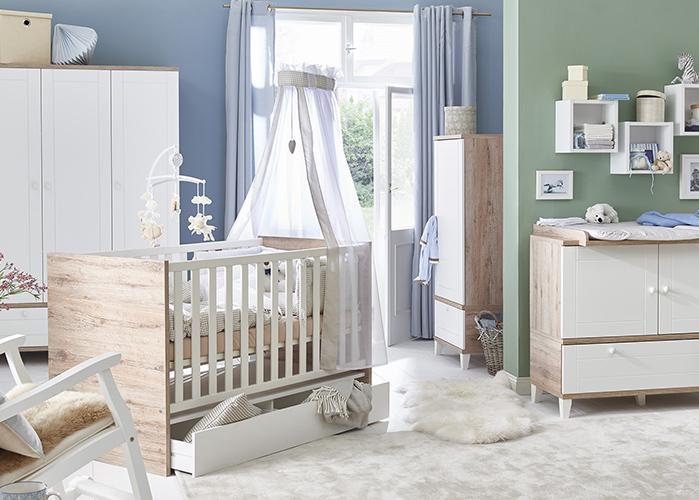 Babyzimmer Bellissima