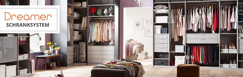 Dreamer Kleiderschranksystem