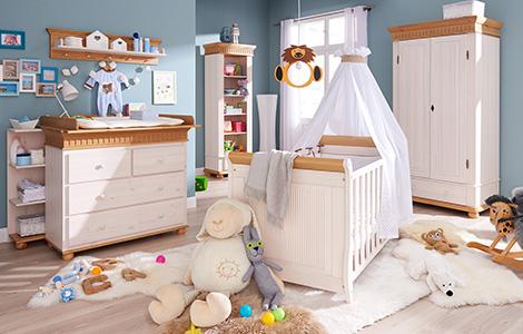 Bornholm Babyzimmer