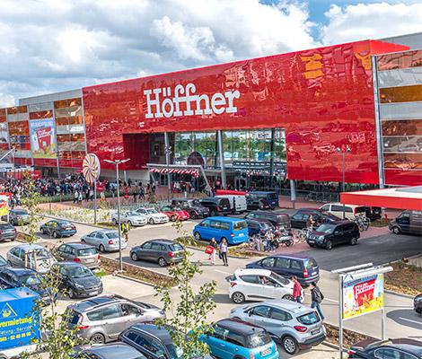 Möbel Höffner In Berlin Landsberger Allee Möbel Küchen Mehr