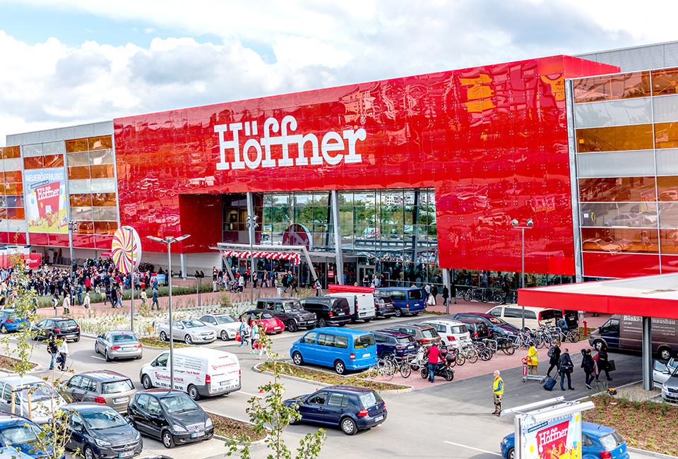 Möbel Höffner in Berlin Landsberger Allee - Möbel, Küchen & mehr
