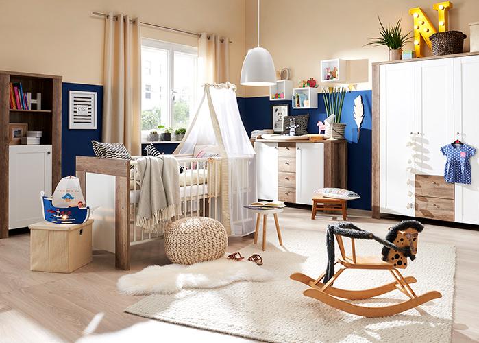 Babyzimmer Henry