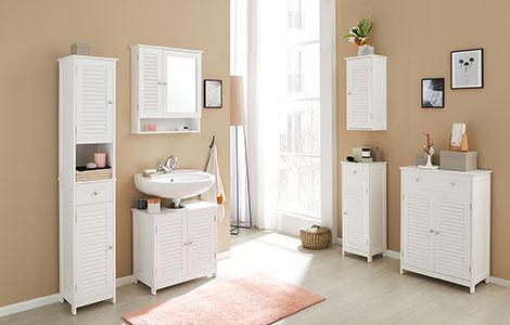 Alle Badezimmer-Serien bei Möbel Höffner im Überblick