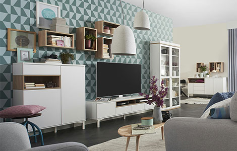 Alle Wohnzimmer-Serien bei Möbel Höffner im Überblick