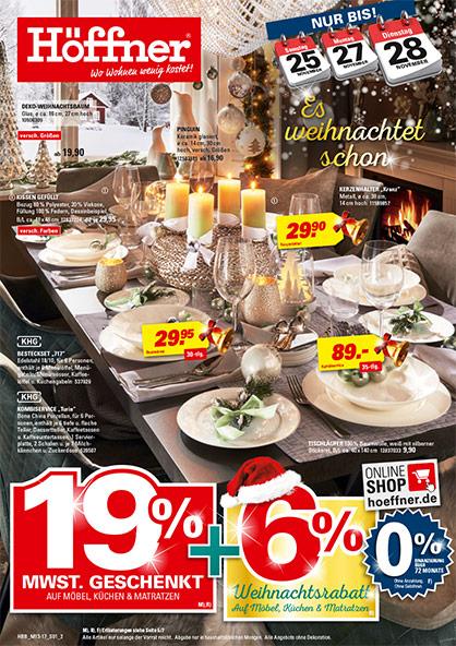 Emejing Möbel Höffner Küchen Prospekt Images - Ridgewayng ...