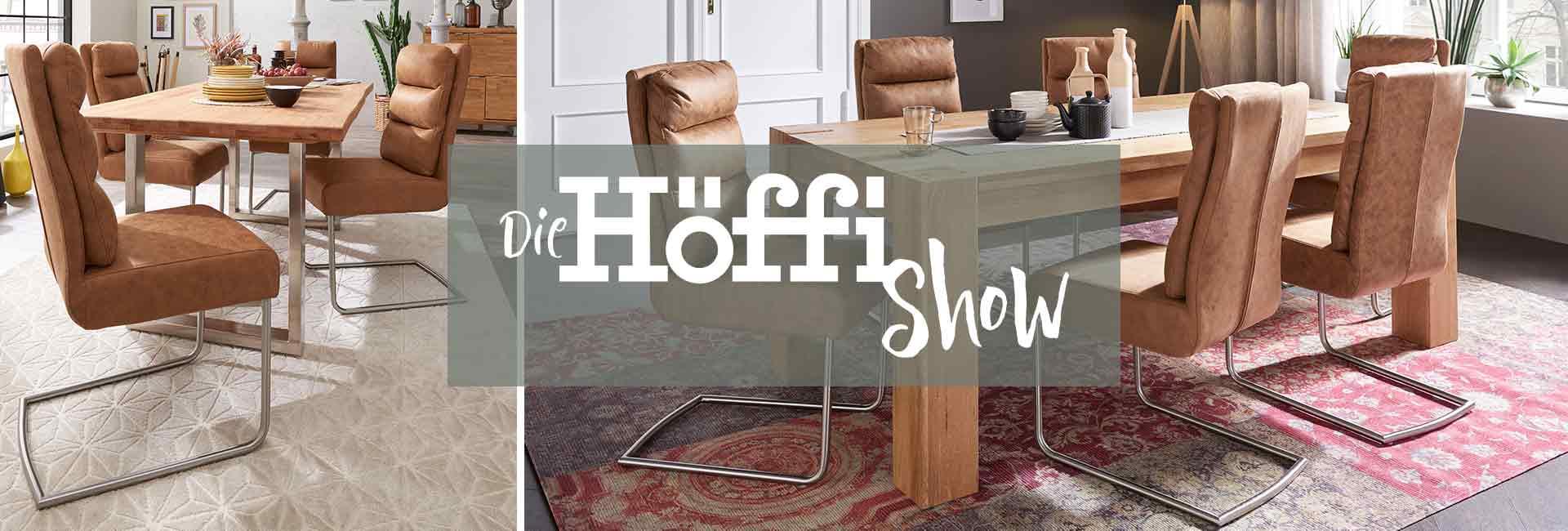 Die Höffi Show: Schwingstuhl Tamme 1