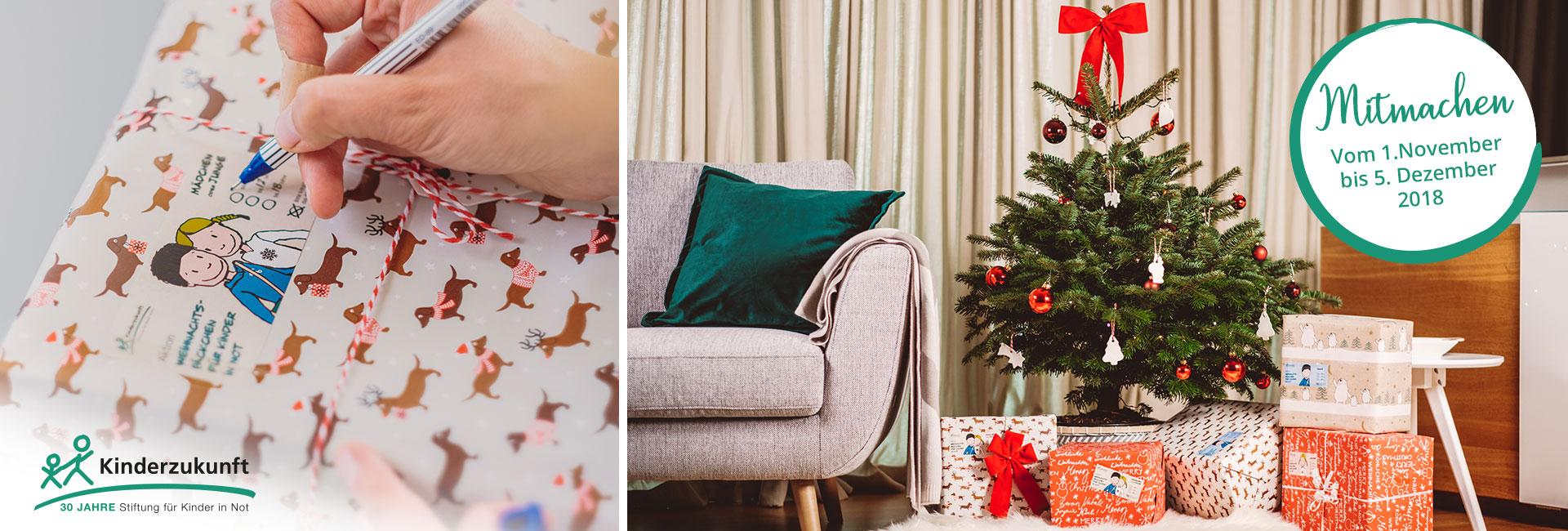 Weihnachtspäckchen Für Kinder In Not Möbel Höffner