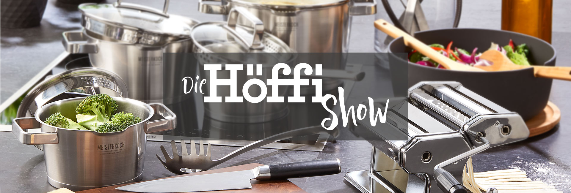 Die Höffi Show: Meisterkoch Dinner 1