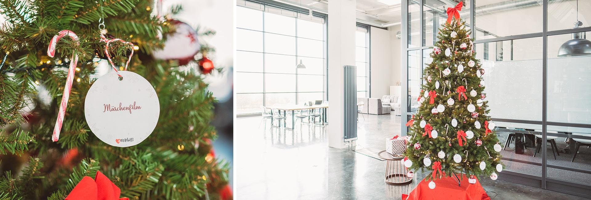 Ein Wohnachtswunschbaum bei den Höffis 1