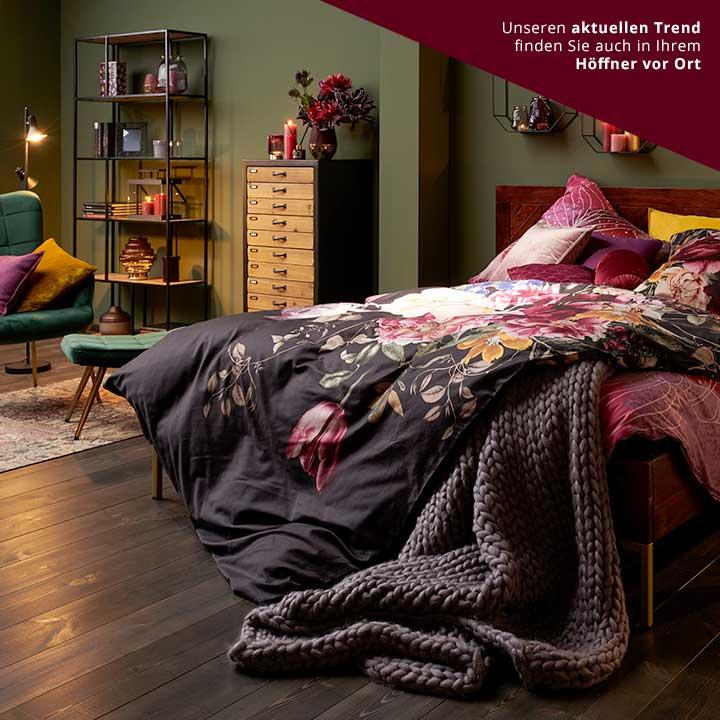 Wohntrend   Very Berry Schlafzimmer   Möbel Höffner