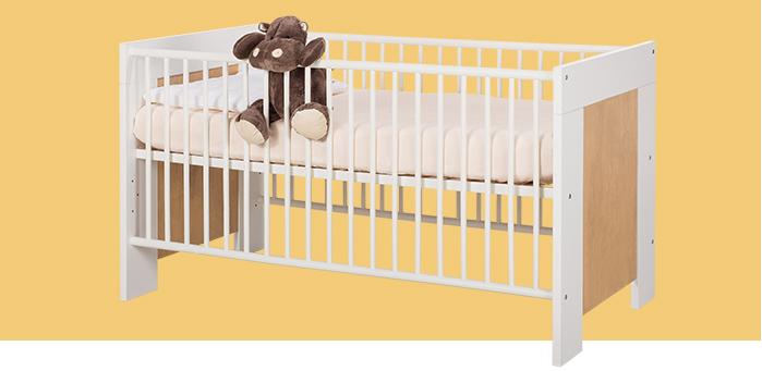 Michi rustikale gem tlichkeit im babyzimmer bei m bel h ffner - Babyzimmer michi ...