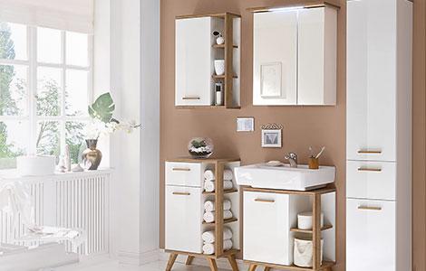 Badezimmermöbel kaufen » Badmöbel günstig bei Höffner