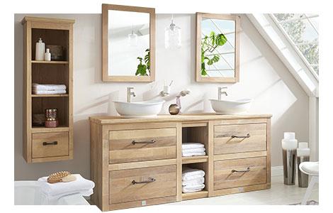Badezimmer Ideen - Tipps in Grau, Holz und mehr...   Höffner