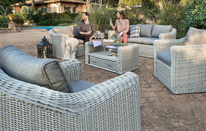 Gartenmöbel Terrassenmöbel Online Kaufen Höffner