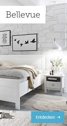 Bellevue Schlafzimmer-Serie