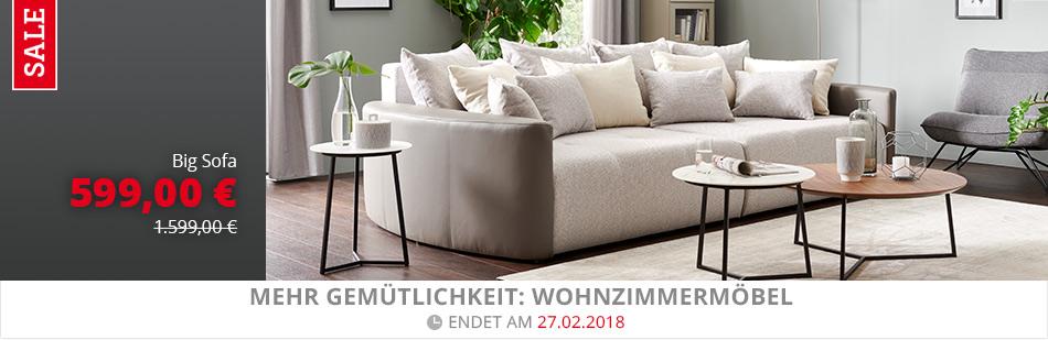 Prospekt Wohnzimmer | Möbel Höffner