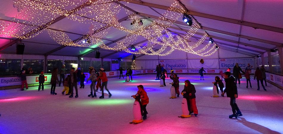 Eispalazzo München Impressionen