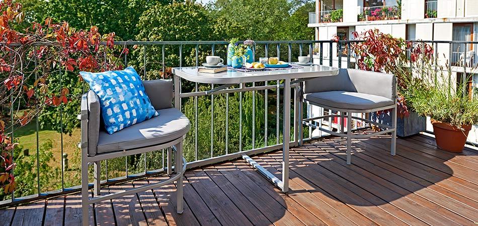 Balkon-Set Flip