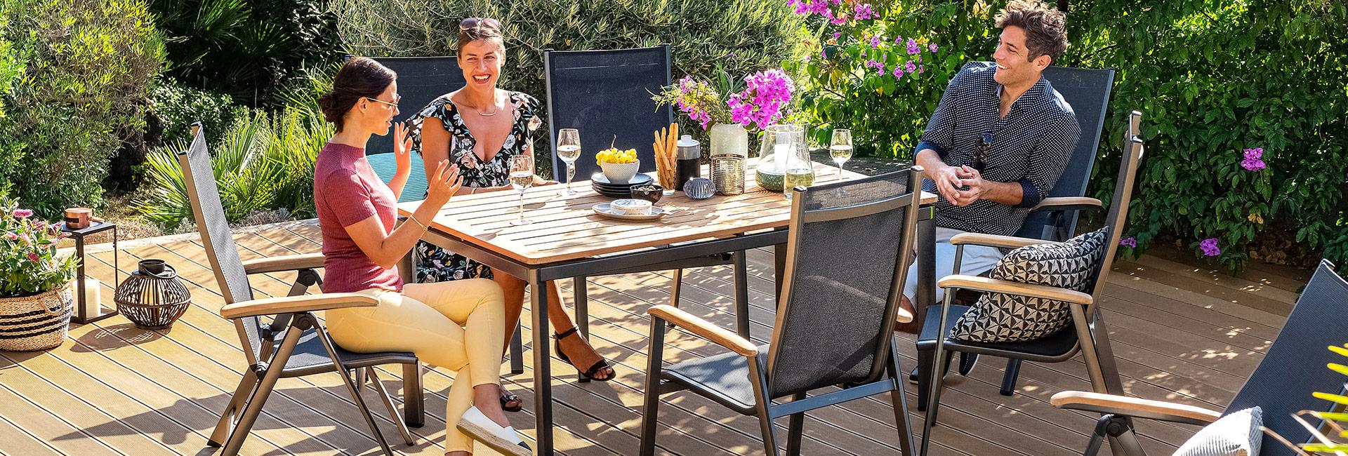 Gartenmobel Terrassenmobel Online Kaufen Hoffner