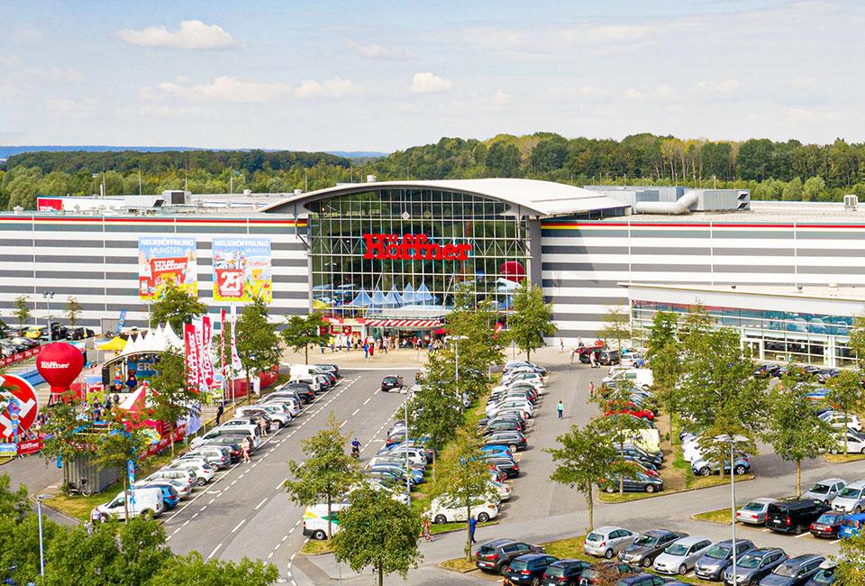 Möbel Höffner in Münster - Möbel, Küchen & mehr