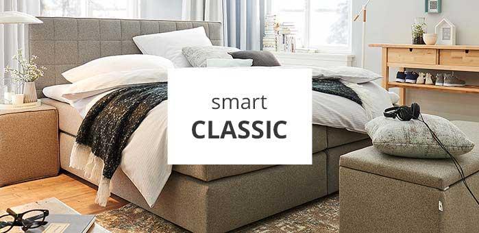 smart Boxspringbett Classic